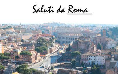 Saluti da Roma