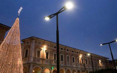 Cesena si illumina…sotto la nostra luce
