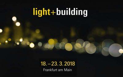Ghisamestieri espone a light+building 2018: vi aspettiamo!